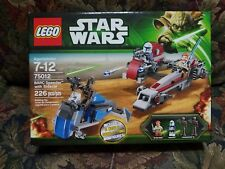 BRAND NEW LEGO Star Wars 75012 BARC Speeder with Sidecar Captain Rex SEALED