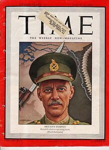1945 Time March 19 - Rhine is crossed; Cologne falls; Beginning of the end