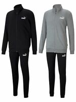 Puma Herren Clean Sweat Suit CL / Trainingsanzug Jogginganzug