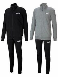 Puma Herren Clean Sweat Suit CL / Trainingsanzug Jogginganzug