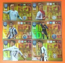 Panini Fifa 365 2017 limited edition XXL choice cards