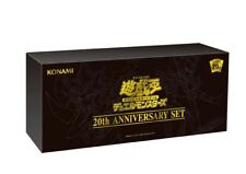 Yu-Gi-Oh YuGiOh 20th ANNIVERSARY SET from Japan ,NEW , In stock
