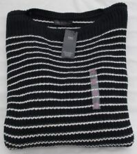 Marks and Spencer Hip Length Cotton Long Sleeve Jumpers & Cardigans for Women