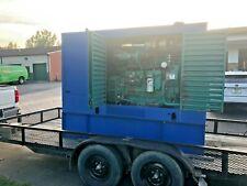 Heavy Duty Diesel Commercial Backup Emergency Generator Cummins 150dgfa 150kw