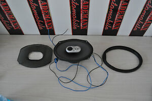 Infinity Lautsprecher Box 3 Wege 9603ix 300W 3Ω  39 x 29 x 13.2 cm