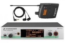 Sennheiser ew300iem G3-A Wireless In Ear Monitor System OPEN BOX