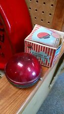 Vintage Independent 999 Car Accessory Emergency Light w Box Auto