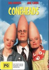 Coneheads DVD NEW