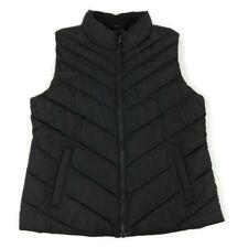 GAP Warmest Puffer Vest Black Womens Medium NWT