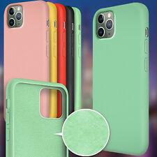 TPU Handy Hülle Samsung iPhone Huawei Xiaomi Schutzhülle Microfaser Innenfutter