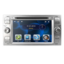 For Ford Focus Transit 2005-2007 Car Stereo Radio GPS Navigation DVD player~S