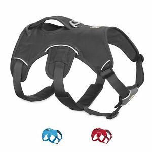 Ruffwear Web Master Adjustable Padded/Reflective Trim Dog Harness