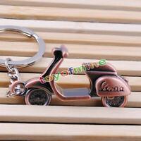 car Motorcycle Scooter 3D Pendant car bag Key Chains Keychain Keyfob Keyring