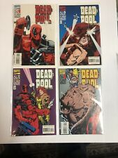 Deadpool (1994) # 1 2 3 4 1-4 (VF/M) 2nd Solo Deadpool !