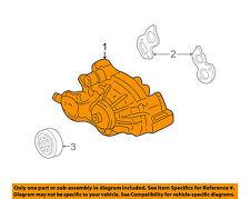 GM OEM-Engine Water Pump 12681184