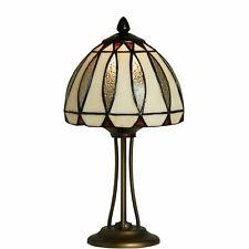 Estilo Tiffany Lámpara de mesa única de Mesa De Vidrio De Color
