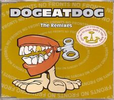 DOG EAT DOG No Fronts The Remixes 5track DUTCH CD EP