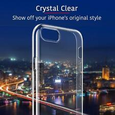Flexi Clear Gel Case for Apple iPhone 4 (2010) & iPhone 4S +Free Tempered Glass