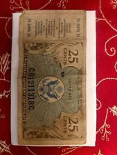 New listing Original Us Military Payment Certificate Paper Money Lot Series 471 472 692 Mpc