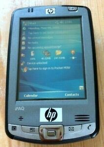 PDA. with charger, charge/sync cable & BRAND NEW 2880mAh HIGH CAPACITY BATTERY.