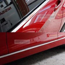 Car Window & Door Edge Chrome Silver Garnish Molding Cover 5meter For Scion