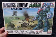 Macross Diorama DESTROID SPARTAN Naval battle  ARII MODEL KIT ROBOTECH