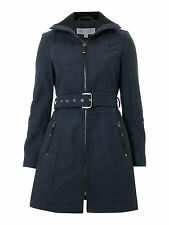 Marc New York designer  Blue coat size 10 ex-House of Fraser £170 women