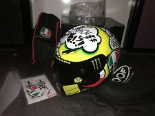 Agv Gp-tech Misano 2011 Valentino Rossi Limited Edition