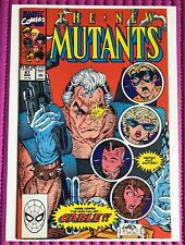 NEW MUTANTS #87 First CABLE Appearance 1st App Key Issue, CGC worthy! NM!