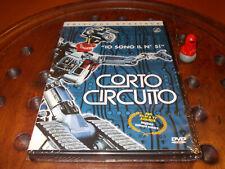 CORTO CIRCUITO Io Sono il n. 5 Special Edition  Dvd  .... Nuovo