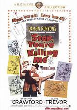 STOP YOU`RE KILLING ME / (M...-STOP YOU`RE KILLING ME / (MOD FULL)  DVD NEW