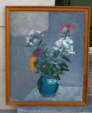 Large early modernist floral still-life. French school 1930s.