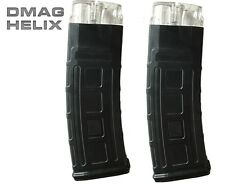 RAP4 T68 468 DMag D-Mag Helix 20rd Round Paintball Magazine - 2 Pack!
