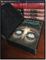 Darker ✎SIGNED✎ by SIMON CLARK New Cemetery Dance Leather Limited Lettered C/26
