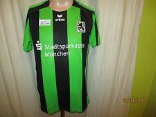 TSV 1860 München erima Ausweich Junioren Matchworn Trikot 2009/10 + Nr.3 Gr.S- M