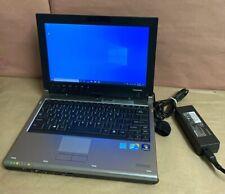 Toshiba Portege i7@M640@2.80GHz, 4GB Ram, 120GB SSD, m780-s7241, 3 Available