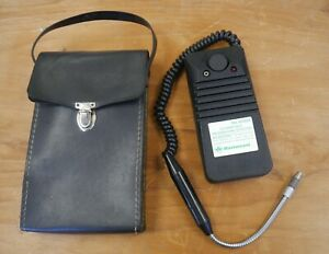 HALOGEN LEAK DETECTOR NO.92293 MASTER COOL WITH CASE PRE OWNED FREE SHIPPING