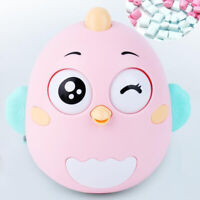 Baby Kids Rattles Tumbler Doll Toys Bell Music Learning Development Toy Gifts S