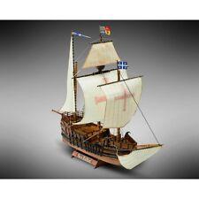 "Beautiful, Mini Wooden Model Ship Kit by Mamoli: the ""San Rafael"""