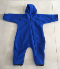 ALTICA Sleep Suit Size 1 Blue with Hood Kathmandu Camping