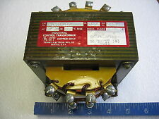 Tierney S-5600-72 Transformer 270VA Multi-Tap 105/115/125 Pri.-20/25/27Sec. 60Hz