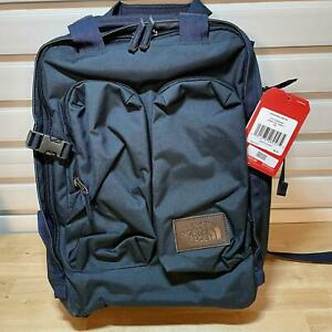 The North Face Mini Crevasse Backpack, Heather Urban Navy