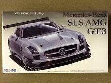 FUJIMI 1/24  MERCEDES-BENZ SLS AMG GT-3 PLASTIC MODEL KIT # 12397 FACTORY SEALED