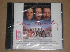 MY FAMILY: SOUNDTRACK (LOS LOBOS, PEREZ PRADO) - CD SIGILLATO (SEALED)