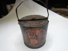 Nachlass:  sehr alter Asche -Kehricht Eimer   um 1900