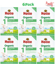 (6 PACK) Holle Organic Infant Goat Milk Formula Stage 1 From Birth -400g