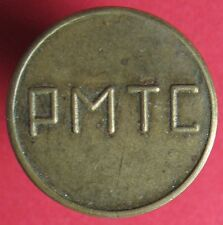 Telephone token - Russia - Rostov - RMTS - brass - cat: 1-181.1