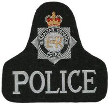 PATCH GIBRALTAR DEFENCE POLICE POLICIA DE GIBRALTAR - EB01208