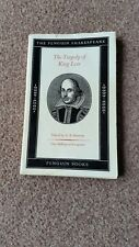 Vintage 1958 Penguin Book  'Shakespeare The Tragedy of King Lear' The Play