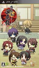 Used PSP Hakuoki: Yuugi Roku  Japan Import ((Free shipping))